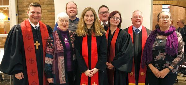 United Presbyterian Church Installs Rev. Candice Womack