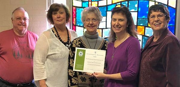 Celebrating our Earth Care Congregations!