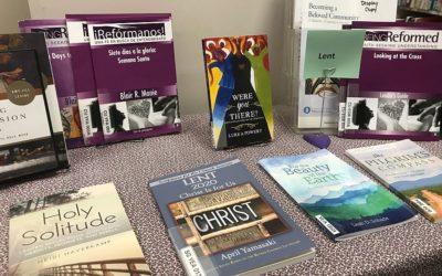 Lenten Studies: New & Favorite Resources