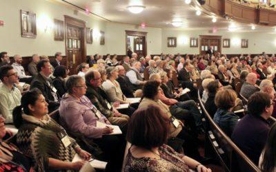 Congregational Meetings via Zoom & Livestream